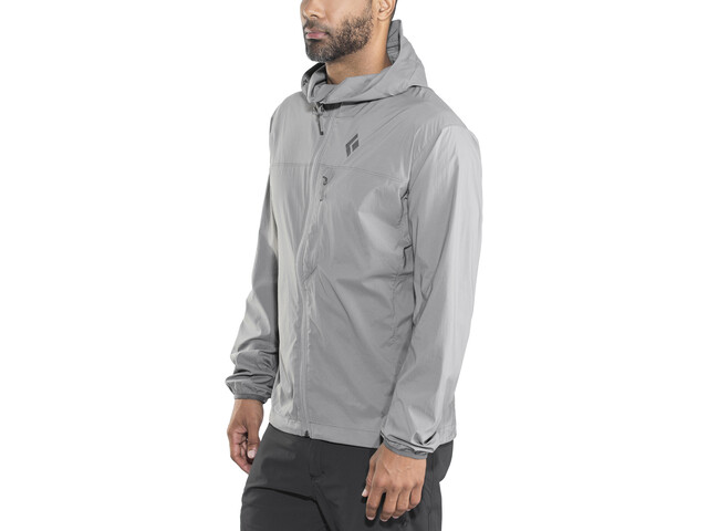Black Diamond Alpine Start Hoodie Jacket Herren ash
